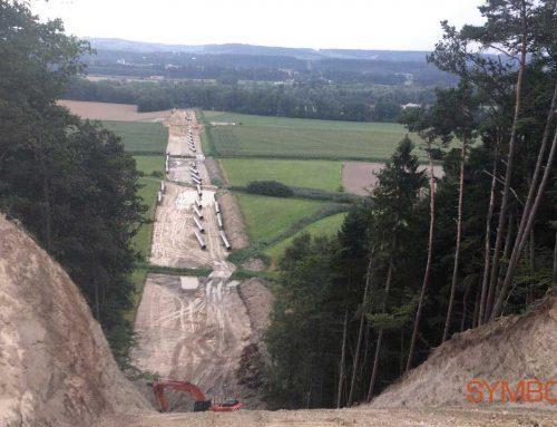 Erdgasfernleitung MONACO – Von der Prüfanweisung bis zur Durchführung