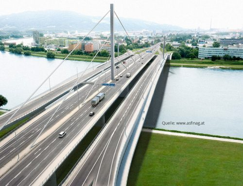 Projekt VOEST Brücke