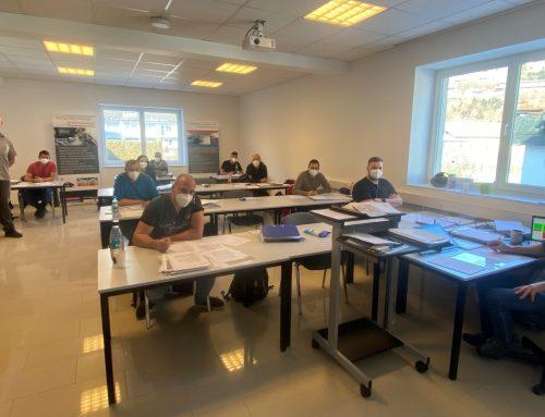Erster Kurs in Oberösterreich – VT/PT Stufe 2 mit 100% Erfolgsquote